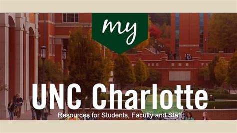 'My UNC Charlotte' to debut as new system portal | Inside