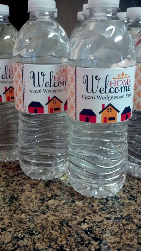 custom water bottle labels from Anything But Perfect