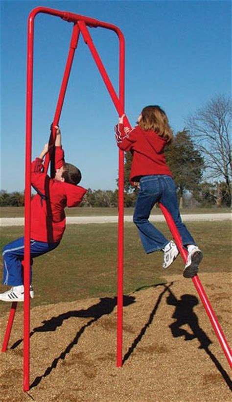 9-Unit Outdoor Playground Fitness Course