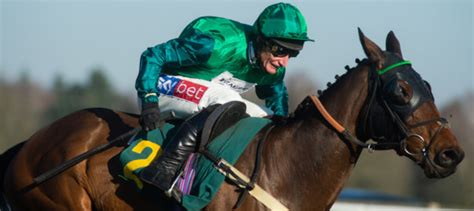Christian's grey shades it on a dramatic day at Fakenham Races