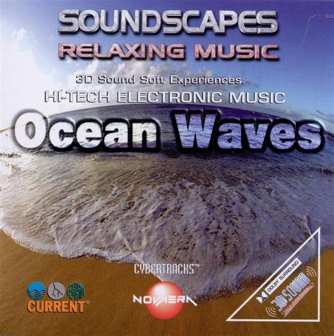 Relaxing Music: Ocean Waves - Soundscapes | Songs, Reviews
