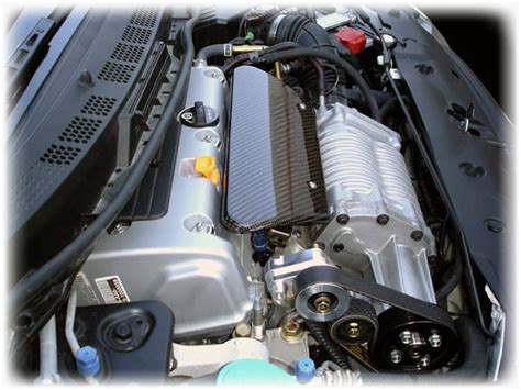 CT Engineering Supercharger Kit for 2007 Honda Civic