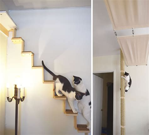 Modular Cat Climbing System from Ailuros Workshop is a
