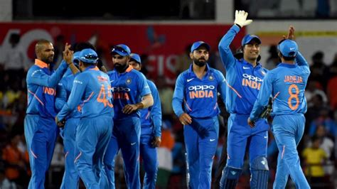 ICC World Cup 2019: All you need to know about India