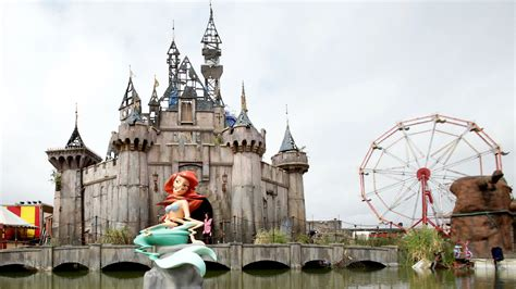 Banksy's 'Dismaland' Living Up To Its Name With Ticket