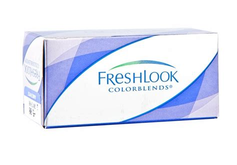 Freshlook Colorblends Opaque Monthly Contacts by Ciba