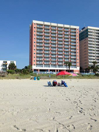 Interior - Picture of Roxanne Towers, Myrtle Beach