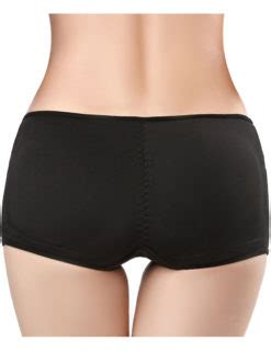 Wholesale Seamless Padded Booty Lifter Panties Hip