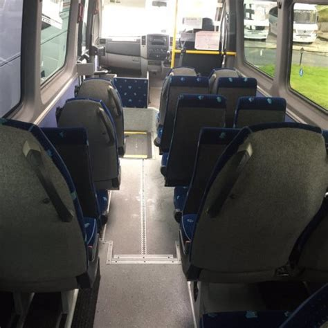 2009 Mercedes Sprinter 511cdi Lowfloor For Sale in Donegal