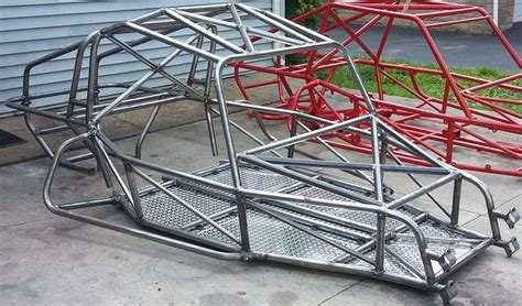 THE JACKLE 2 Seat Off-Road Dune Buggy - Round Roof - 98