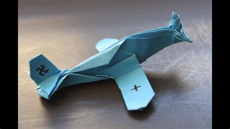 How to make a cool paper plane origami: instruction