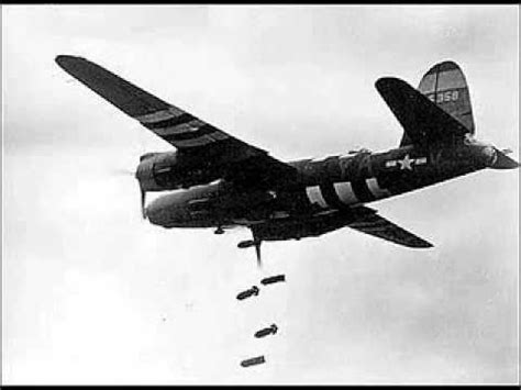 Plane Dropping Bombs Sound Effect (13