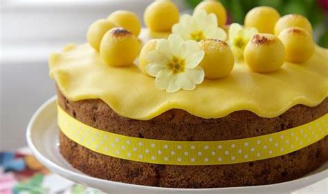 Phil Vickery's Simnel cake | Food | Life & Style | Express