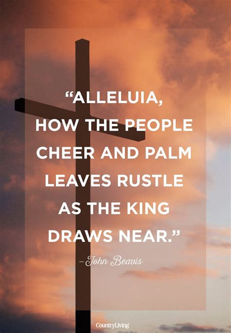 12 Palm Sunday Scripture Verses - Easter Quotes from the Bible