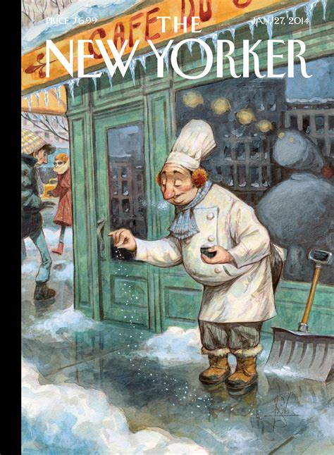 """Cover Story: Bruce McCall's """"Mom & Pop Mega Superstore"""