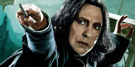 Harry Potter: 10 Things About Severus Snape That Haven't