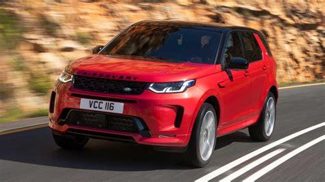 Land Rover Discovery 2020 black phone, desktop wallpapers