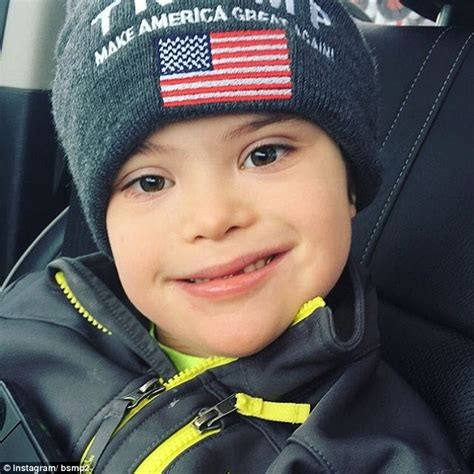 Bristol Palin shares image of brother Trig wearing a