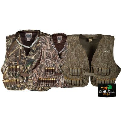 DRAKE WATERFOWL SYSTEMS 900D CAMO WADING VEST DUCK GOOSE