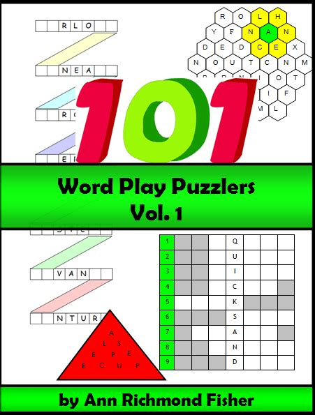 101 Word Play Puzzlers eBook : New Challenges for Word