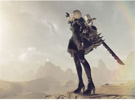 Nier Automata: How to Unlock 26 Endings from A to Z