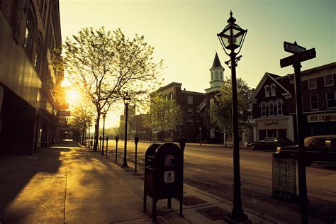 Why Millennials Are Avoiding Small-Town America | Fast