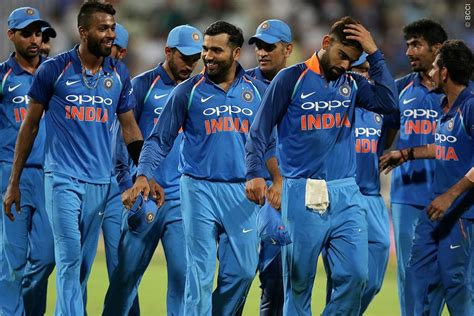 Team India for the last two ODIs named - News - BCCI