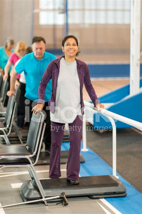 Group Physical Therapy stock photos - FreeImages