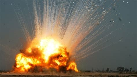 The meaning and symbolism of the word - «Explosion»