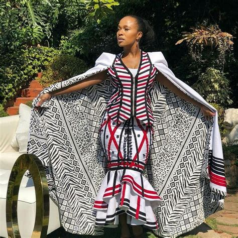 AWESOME XHOSA TRADITIONAL ATTIRE TRENDING NOW in 2020