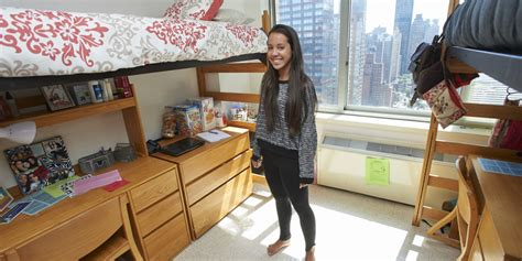 Residence Life: Specifics about 55th Street: Marymount