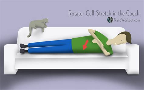Rotator Cuff Exercises In Bed - Full Body Workout Blog