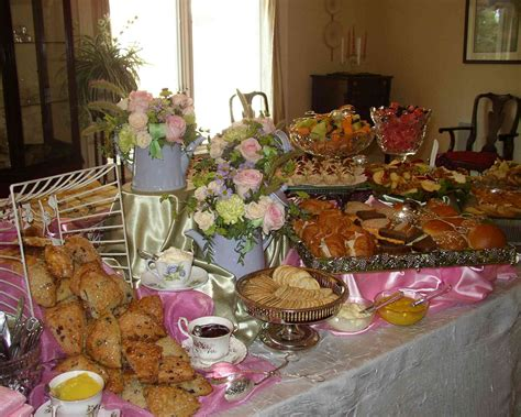 How to Prepare a Tea Party for a Crowd - TEA PARTY GIRL