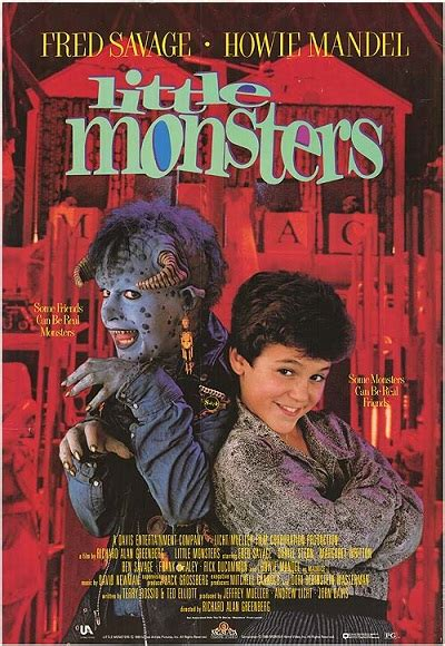 Little Monsters (1989) (In Hindi) Full Movie Watch Online