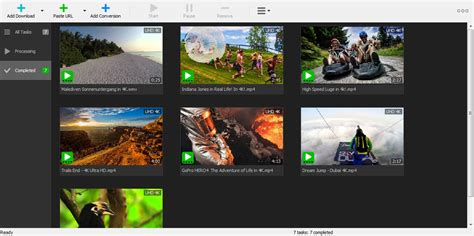 4K Downloader: download and convert 4K and 8K Ultra HD