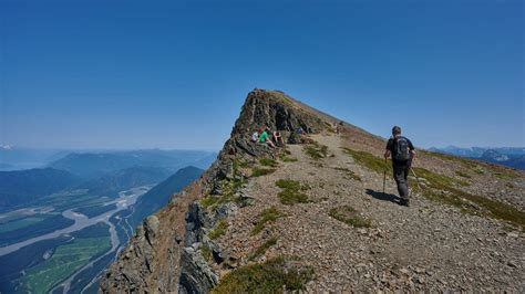 Hiking Cheam Peak in Chilliwack   Mike Heller Photography