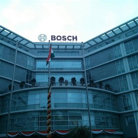 Robert Bosch Engineering and Business Solutions Limited