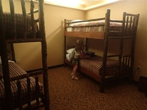 Bunk Bed Room - Picture of Park Vista - DoubleTree by