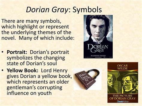 PPT - The Picture of Dorian Gray PowerPoint Presentation